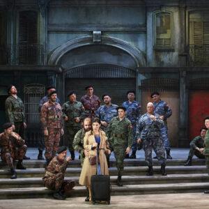 Carmen at Sydney Opera House, February 2020