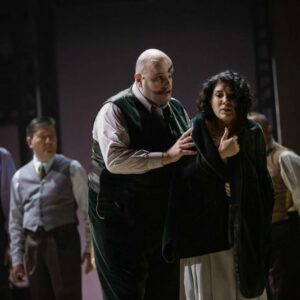 Rigoletto・Teatro dell'Opera, Roma・2018