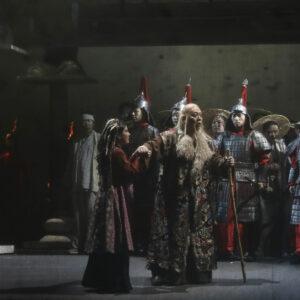 Turandot Shanghai Grand Theatre 2019