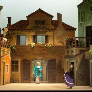 Il Campiello・Teatro La Fenice, Venezia